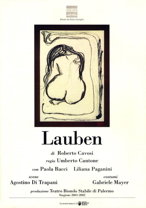 Lauben – Regia di Umberto Cantone