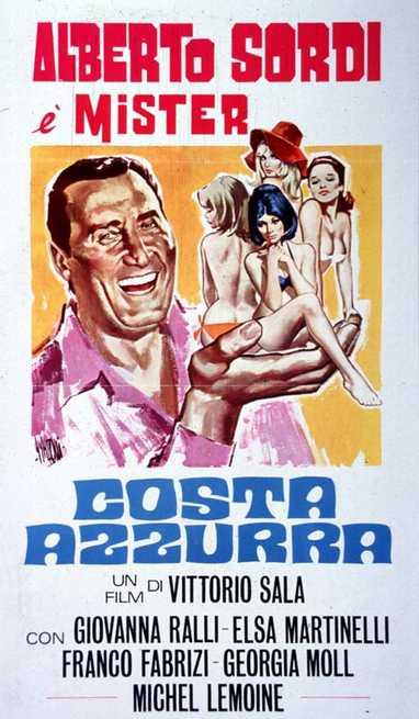 Il cinema in rosa di Vittorio Sala