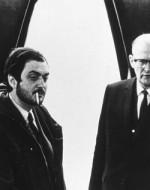 Stanley Kubrick e Arthur C.Clarke