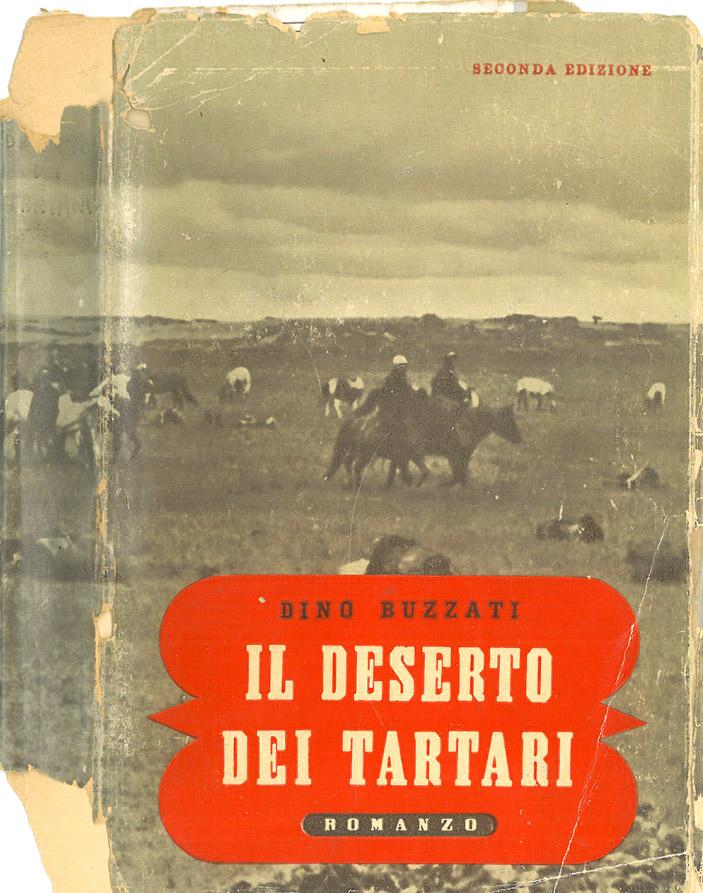 Il deserto dei Tartari di Dino Buzzati – Seconda edizione