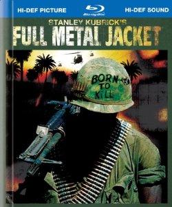 Full Metal Jacket  (Id.) di Stanley Kubrick – Blu-ray del 25° anniversario + Dvd  (con le immagini del film scena per scena)