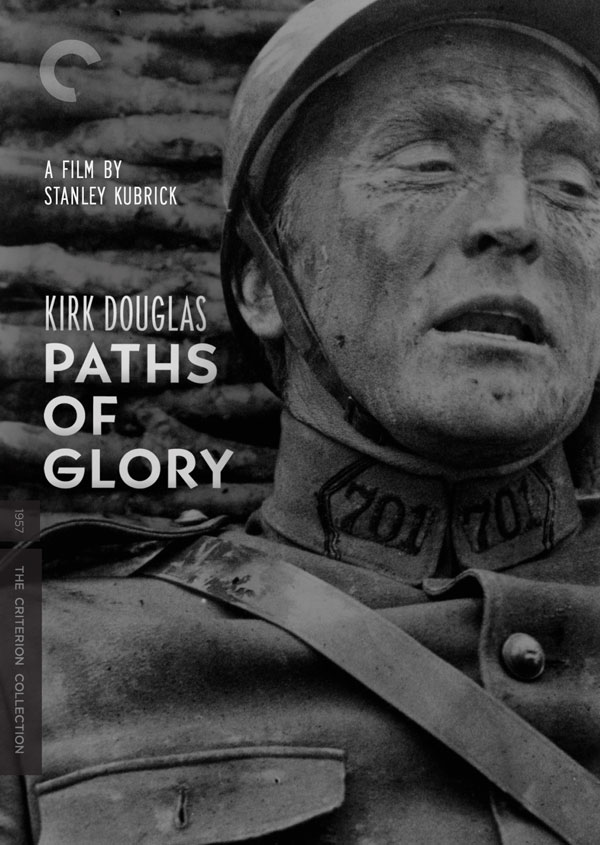 Paths of Glory (Orizzonti di gloria) di Stanley Kubrick – Dvd The Criterion Collection (con le immagini del film scena per scena)
