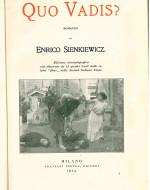 """Frontespizio dell'""""Edizione cinematografica cioè illustrata da 78 quadri tratti dalle celebri films della Società Italiana Cines"""""""