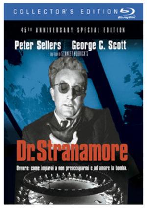 Il dottor Stranamore, ovvero: come imparai a non preoccuparmi e ad amare la bomba  (Dr. Strangelove…) di Stanley Kubrick – Blu-ray Collector's Edition (con le immagini del film scena per scena)