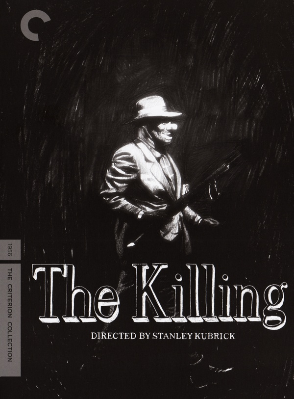 The Killing (Rapina a mano armata) di Stanley Kubrick – Dvd The Criterion Collection (con le immagini del film scena per scena)