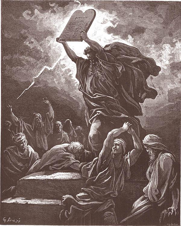 La Sacra Bibbia illustrata da Gustave Doré – Treves 1880-1881