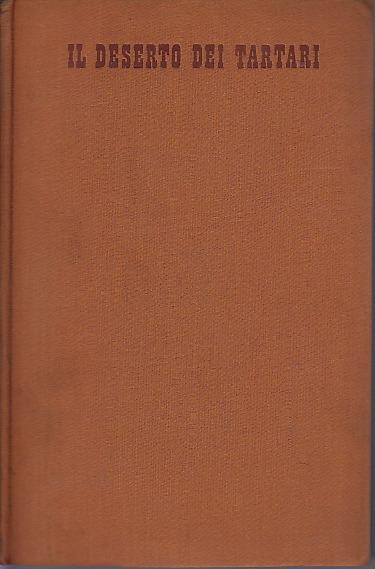 Il deserto dei Tartari di Dino Buzzati – Prima edizione