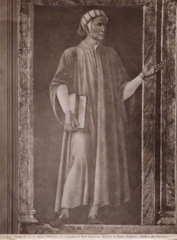 La Divina Commedia illustrata di Dante Alighieri – Arti Grafiche di Bergamo 1934
