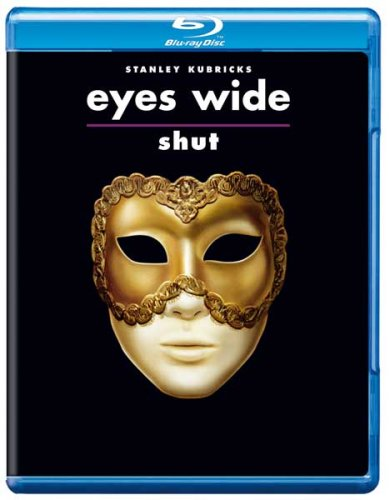 Eyes Wide Shut  (Id.) di Stanley Kubrick – Blu-ray (con le immagini del film scena per scena)