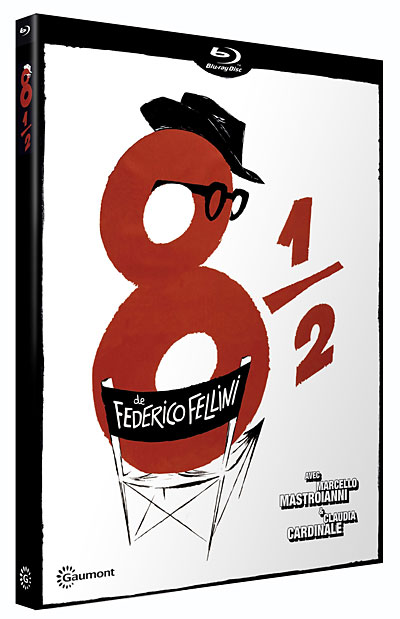 8 1/2 di Fellini – Dvd Gaumont Limited Edition
