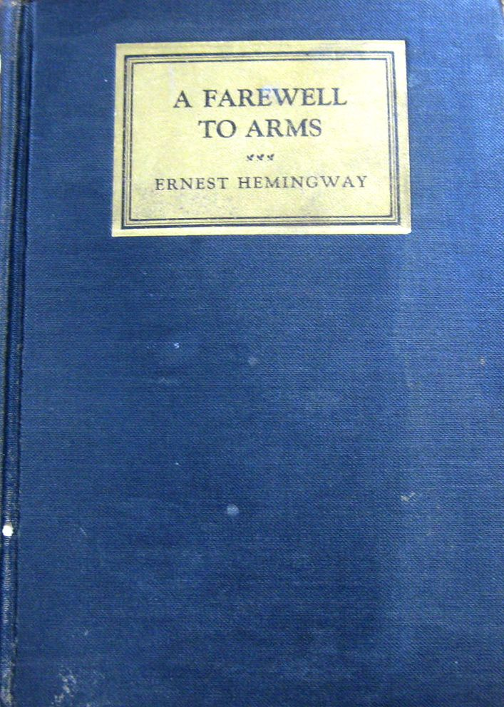 essays for a farewell to arms essay In a farewell to arms, frederick henry  may 14, 2018, from   you can turn to other's writing help.