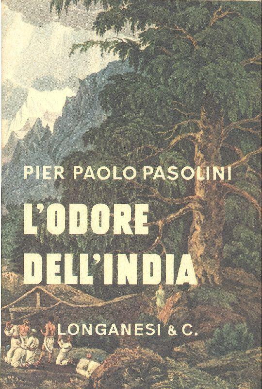 L'odore dell'India di Pier Paolo Pasolini – Prima edizione
