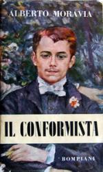 Il conformista di Alberto Moravia – Prima edizione con autografo di Alberto Moravia