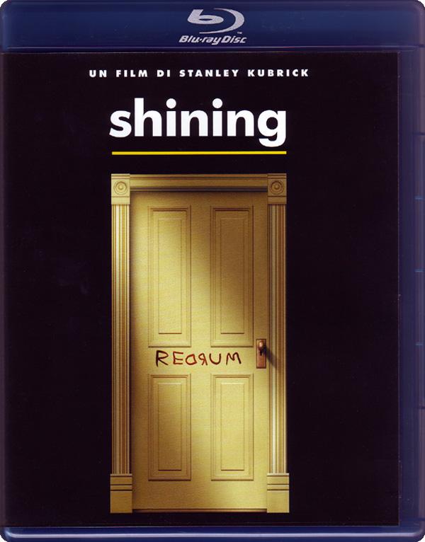 Shining  (The Shining) di Stanley Kubrick – Blu-ray (con le immagini del film scena per scena)