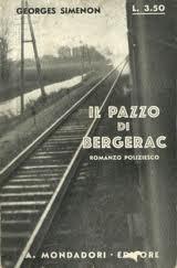 Il pazzo di Bergerac (Le fou de Bergerac) – Prima edizione italiana