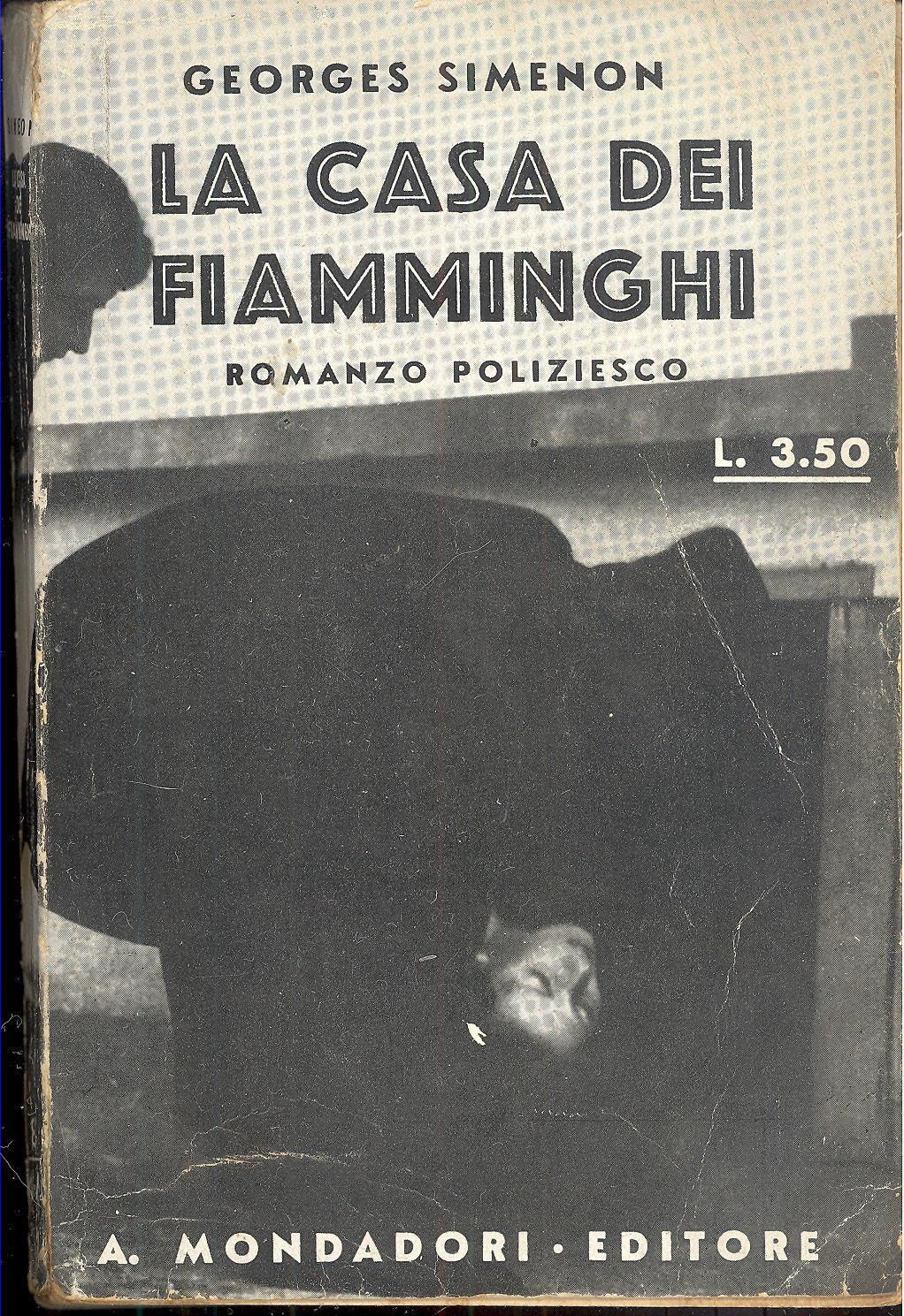 La casa dei Fiamminghi (Chez les Flamands) – Prima edizione italiana