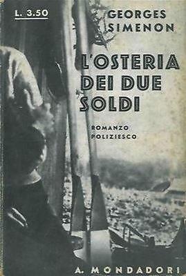 L'osteria dei due soldi (La guinguette à deus sous) – Prima edizione italiana