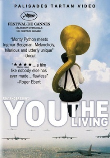 You, the Living  (Du levande) – Dvd