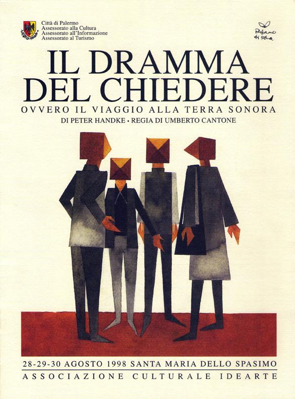 Il dramma del chiedere di Peter Handke – Regia di Umberto Cantone