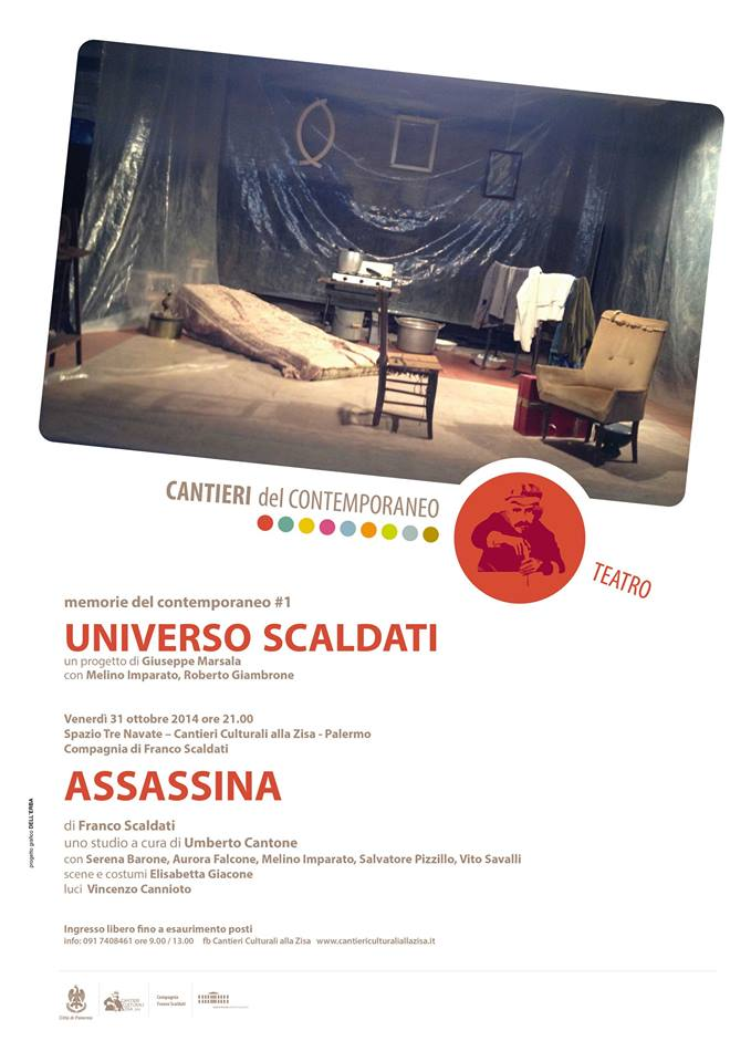 """Assassina"" di Franco Scaldati"
