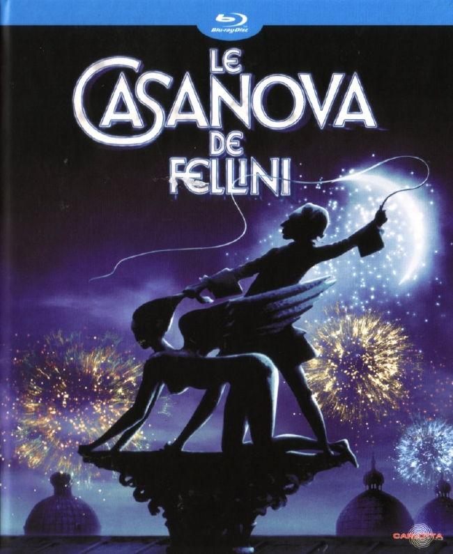 Le Casanova de Fellini (Il Casanova di Federico Fellini) – Blu-ray francese