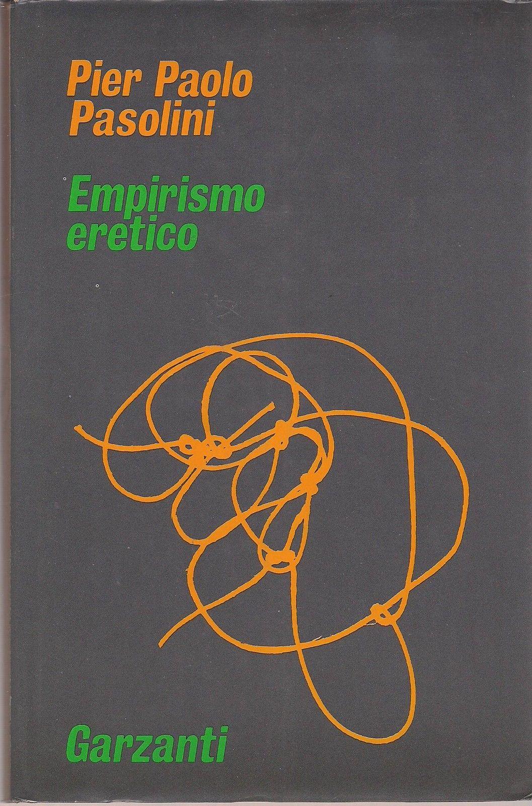 Empirismo eretico – Prima edizione