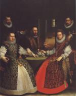 LAVINIA FONTANA, The Gozzadini Family, 1584 (Bologna, Pinacoteca Nazionale)