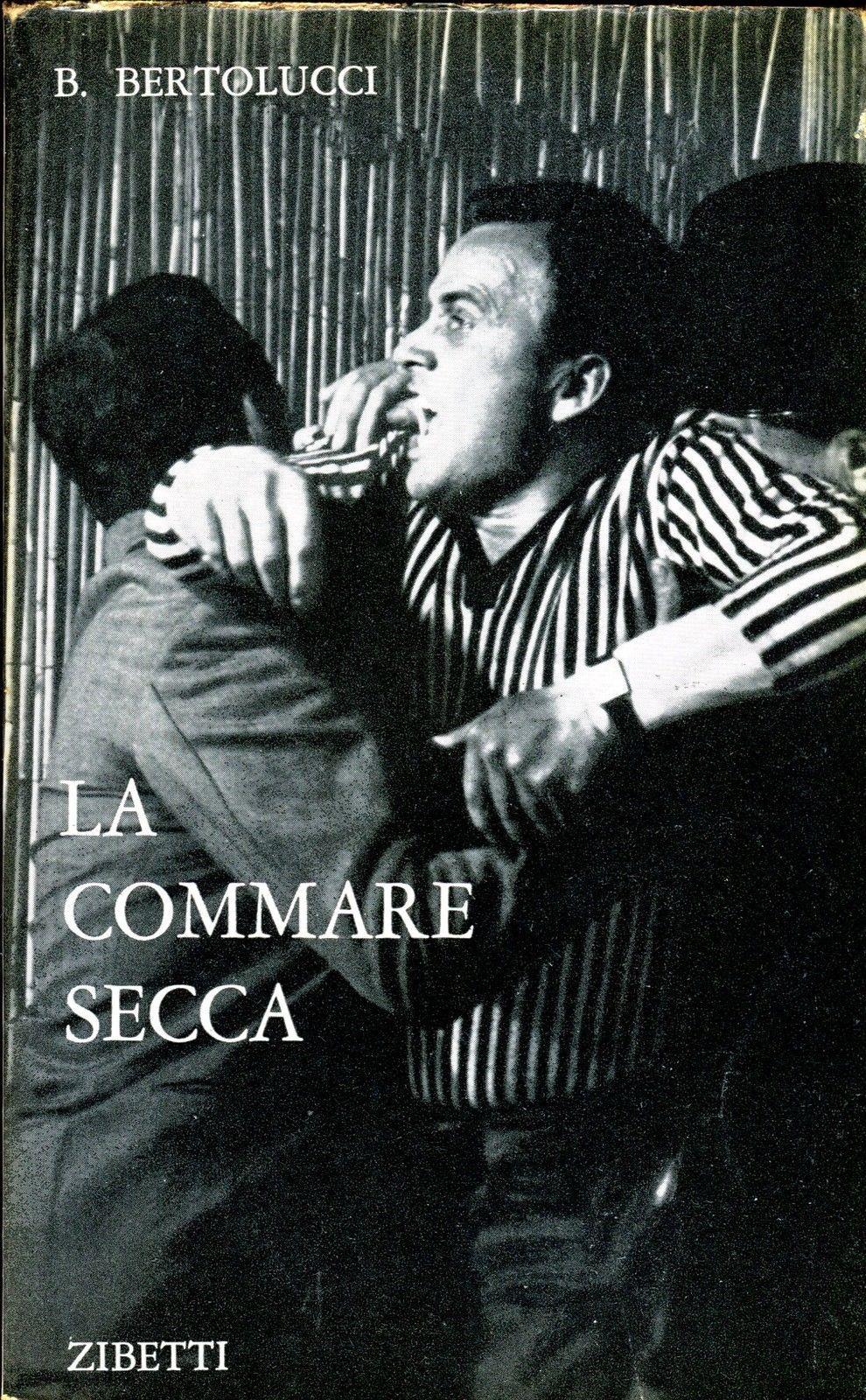 La commare secca di Bernardo Bertolucci – Sceneggiatura