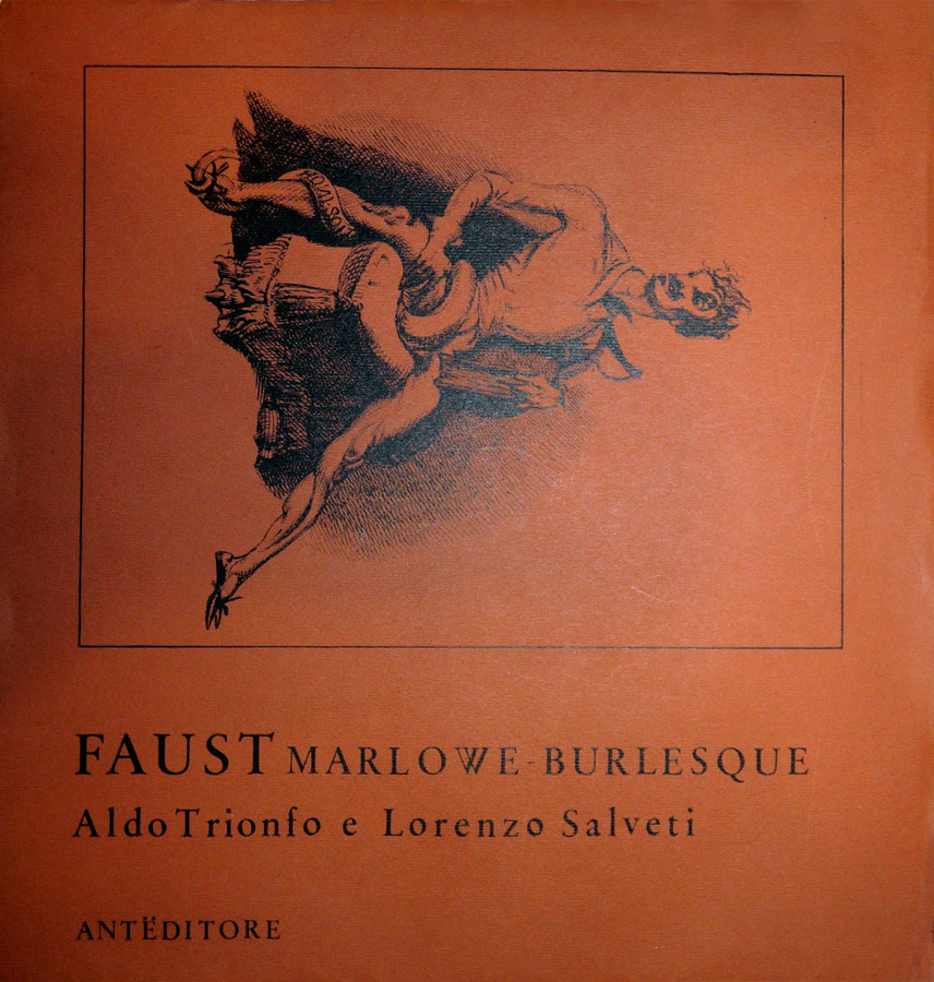 Faust-Marlowe-Burlesque di Aldo Trionfo con Carmelo Bene – Edizione 1976