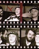 STANLEY & MALCOM sul set di A CLOCKWORK ORANGE