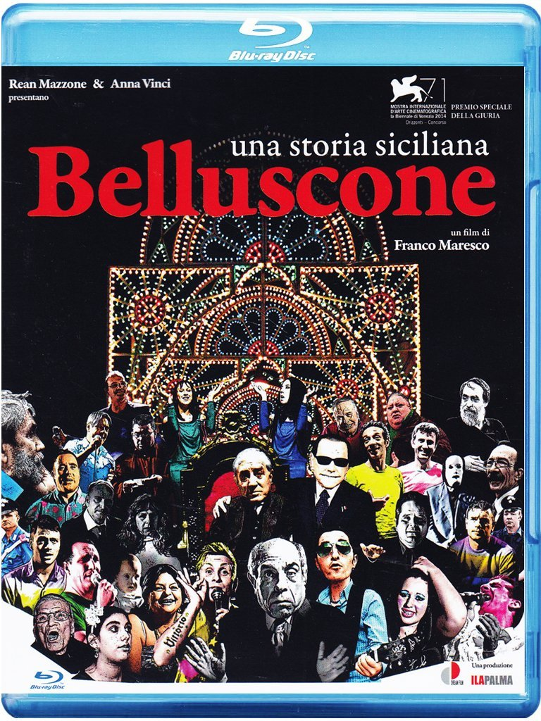 Belluscone. Una storia siciliana – Blu-ray