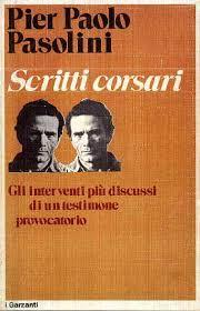Scritti corsari di Pasolini – Edizione Novembre 1975