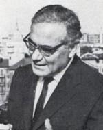 Lo psicoanalista Franco Fornari, autore della prefazione del volume