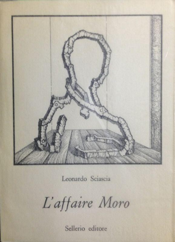 """""""L'affaire Moro"""" di Leonardo Sciascia – Prima edizione"""