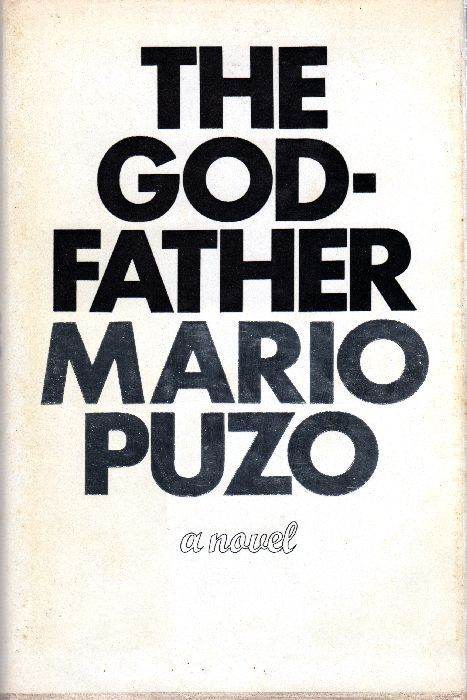 The Godfather di Mario Puzo – Prima edizione inglese (terza ristampa)