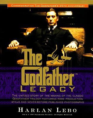 The Godfather Legacy di Harlan Lebo