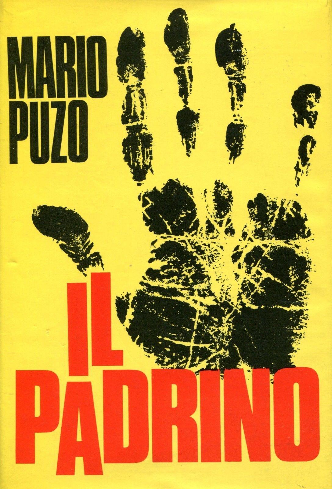 Il Padrino (The Godfather) di Mario Puzo – Prima edizione italiana e altre edizioni in archivio