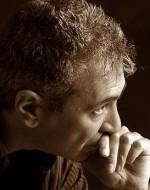 """Riccardo Reim (1953-2014), scrittore e regista che ha curato l'introduzione a questa edizione di """"Barry Lyndon"""""""