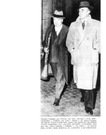 1952: Chaplin a Roma con Vittorio De Sica