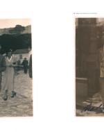Chaplin all'isola di St.Honorat e sulla Costa Azzurra (collezione di Josephine Percy)