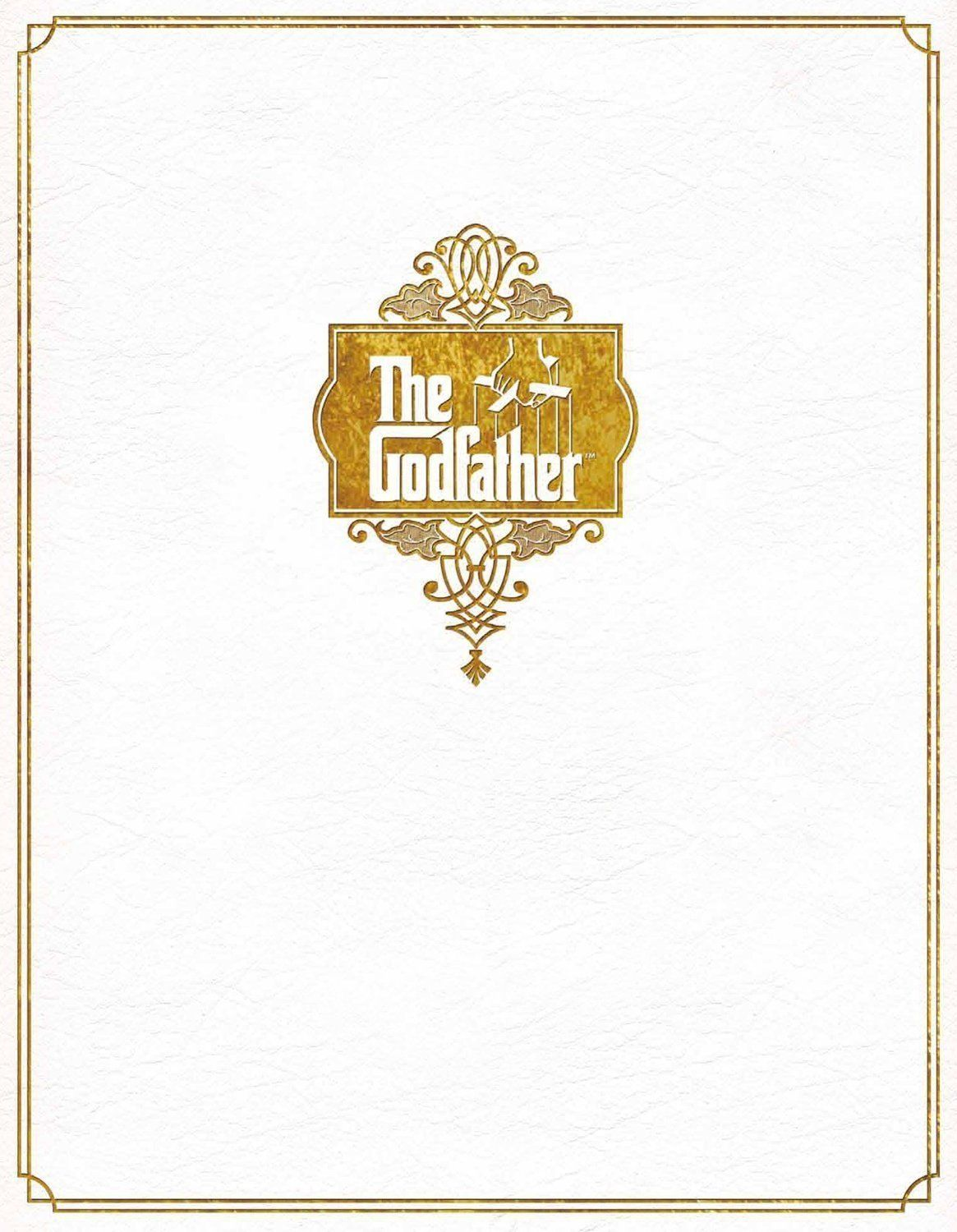 "Il padrino (The Godfather Trilogy) – Edizione 40° Anniversario in Blu-ray restaurata da Francis Ford Coppola (con le immagini di ""The Godfather, Part II"" e ""The Godfather, Part III"" scena per scena)"