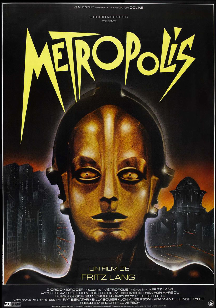 "Il ""Metropolis"" restaurato"