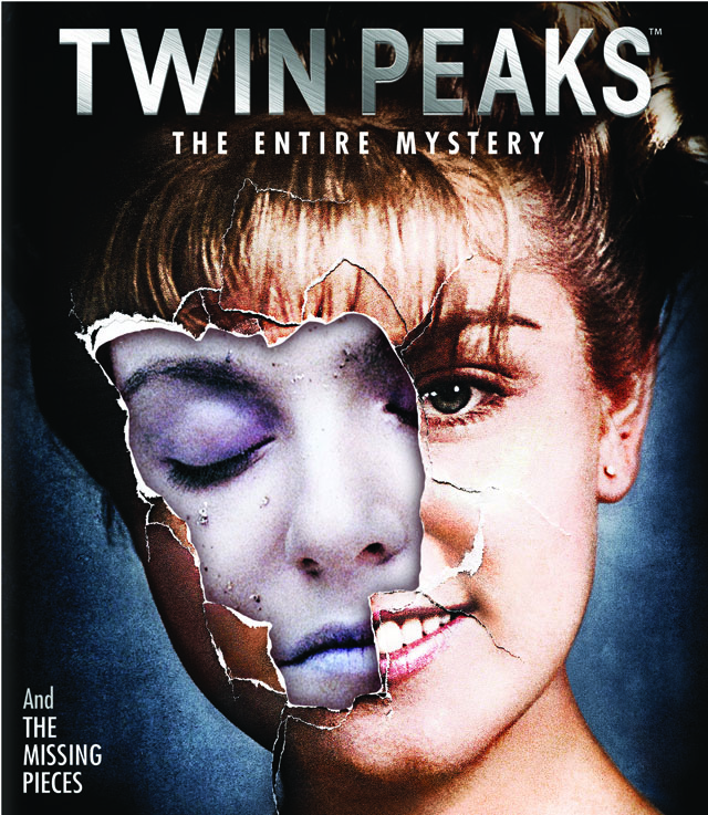 Twin Peaks (I segreti di Twin Peaks) – Tv Series / Twin Peaks – Fire Walk With Me – The Entire Mystery di David Lynch – Edizione italiana in Blu-ray  (con la sinossi completa in lingua italiana della serie televisiva e del film)