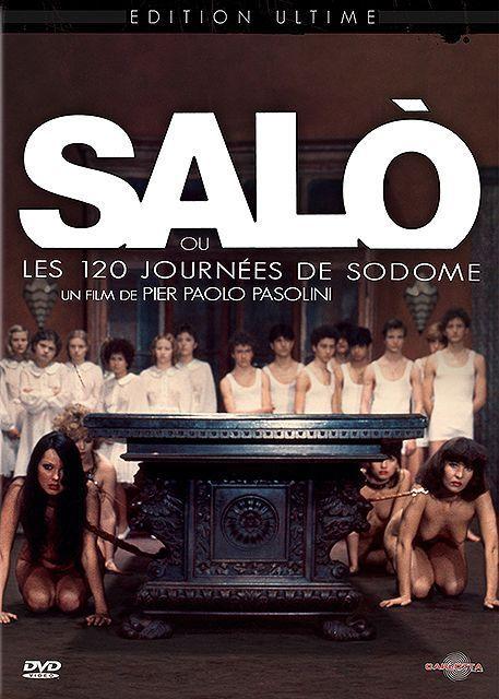 Salò ou Les 120 journées de Sodome (Salò o le 120 giornate di Sodoma) di Pier Paolo Pasolini – Dvd / Edition ultime