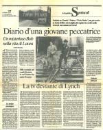 """""""la Repubblica"""", giovedì 10 gennaio 1991"""