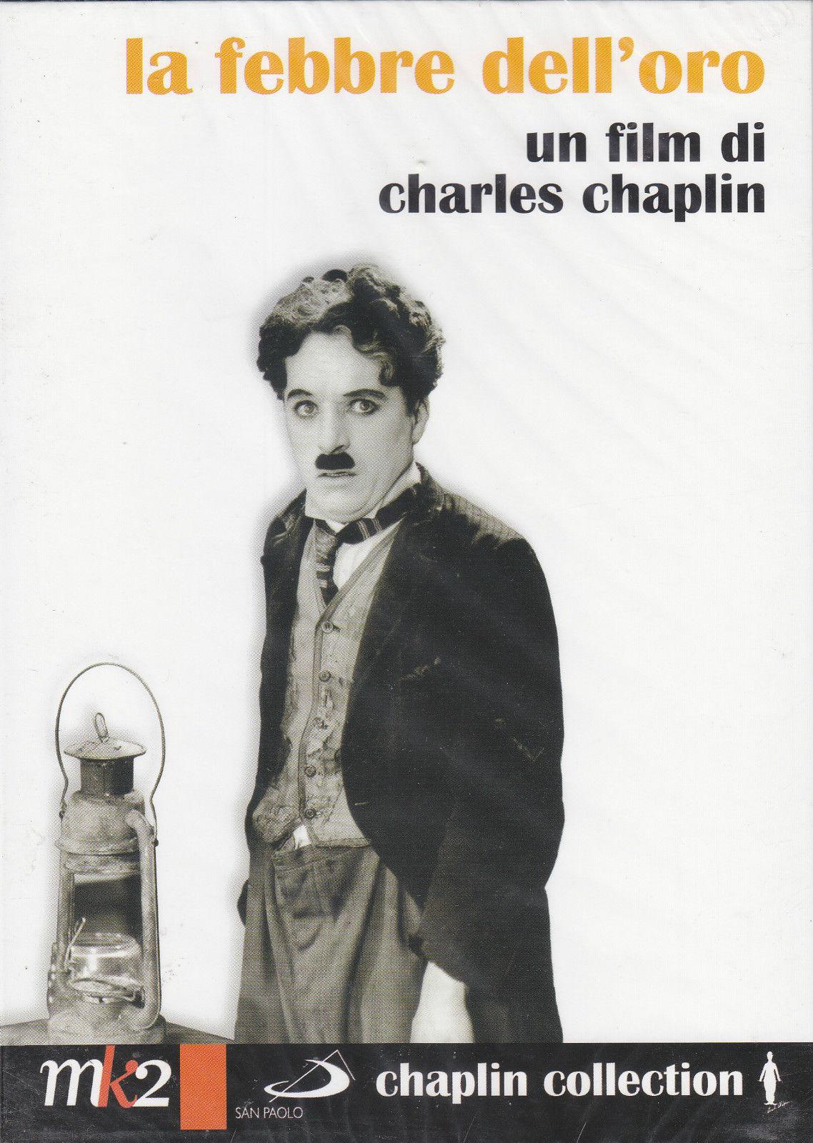 La febbre dell'oro (The Gold Rush) di Charles Chaplin – Dvd dell'edizione restaurata