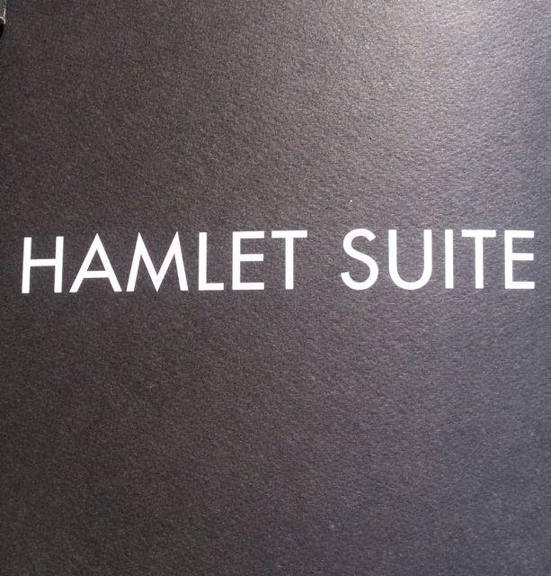 Hamlet Suite / Spettacolo concerto di e con Carmelo Bene – Programma di sala del 1994