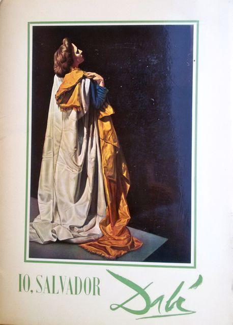 Io, Salvador Dalì. Uno scritto autobiografico e 10 tavole a colori fuori testo – 1954
