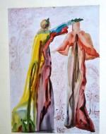 Illustrazione della Divina Commedia di Dante (1953)