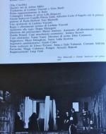 """Scheda dello spettacolo tratto da """"Luchino Visconti - Il mio teatro"""", a cura di Caterina d'Amico de Carvalho e Renzo Renzi, Cappelli Editore, Bologna 1979"""
